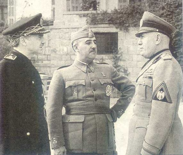Franco-Mussolini