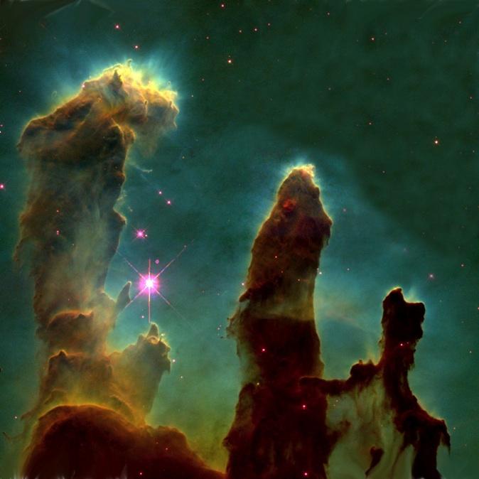 Nubes moleculares