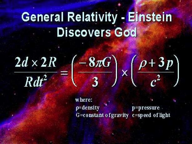 Relativity God