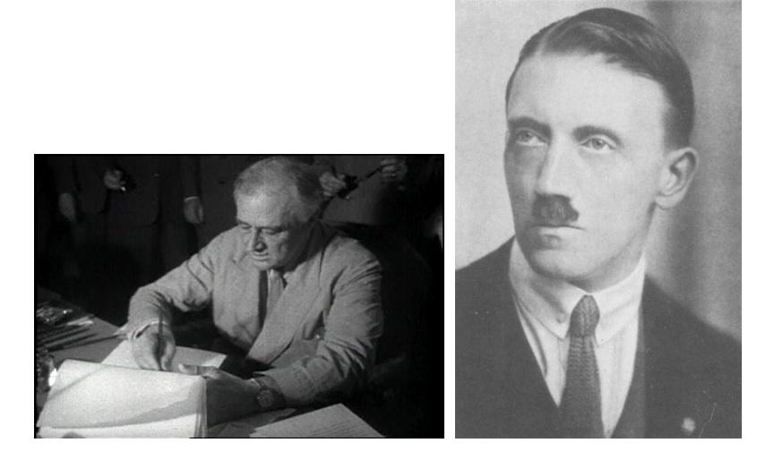 Roosevelt-Hitler