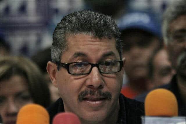 El candidato de Albornoz
