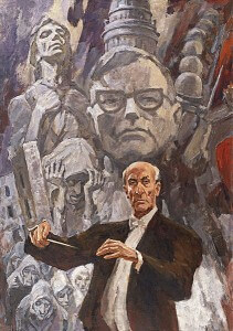 Shostakovich sobre Mravinsky