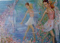 Enver Torres: Danza de los espíritus benditos