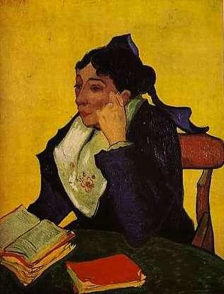 Vincent van Gogh: L'Arlesienne (Madame Ginoux)