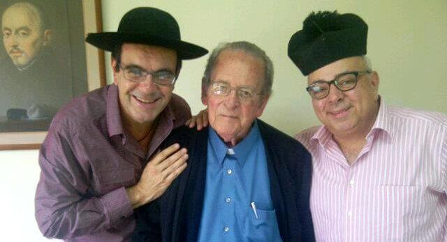 Gustavo Sucre Eduardo, Laureano Márquez, César Miguel Rondón... e Ignacio de Loyola