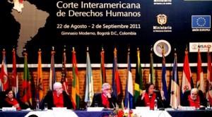 La Corte de la OEA