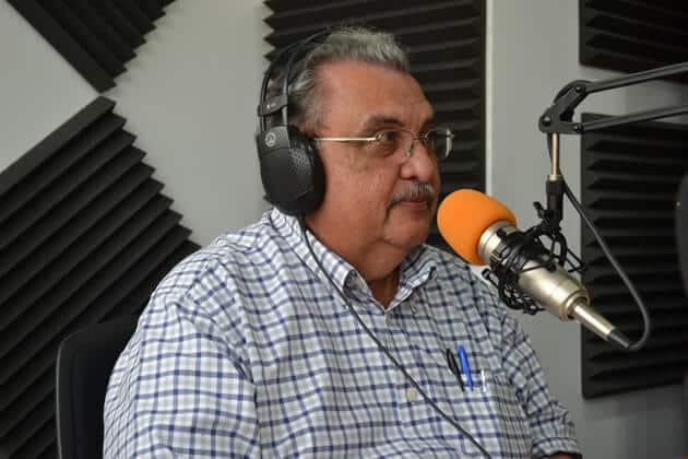 M. F. Sierra en Noticias 24 Radio