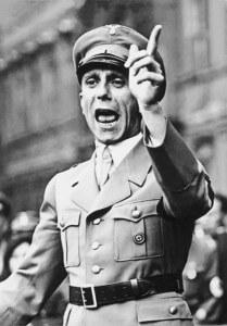 Goebbels: el propagandista