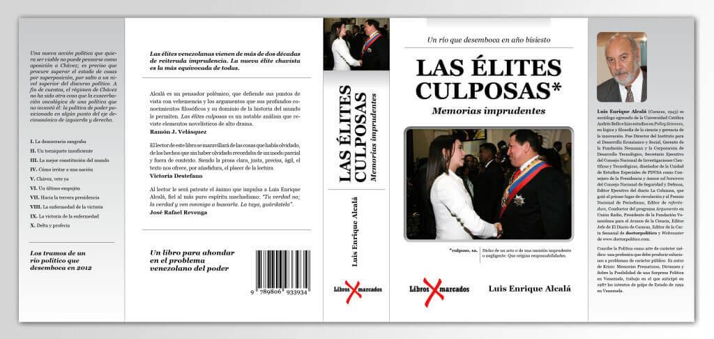 La portada que diseñara Aitor Muñoz Espinoza