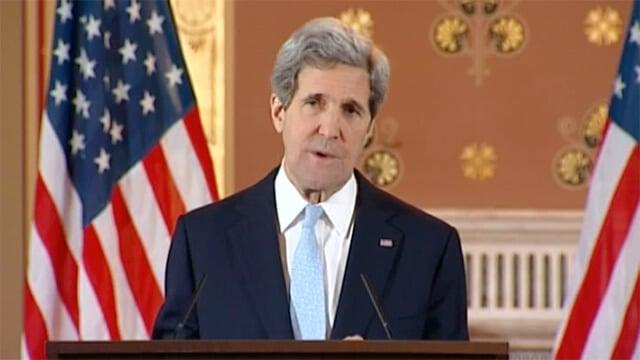 El Secretario de Estado que tiene una viga en el ojo