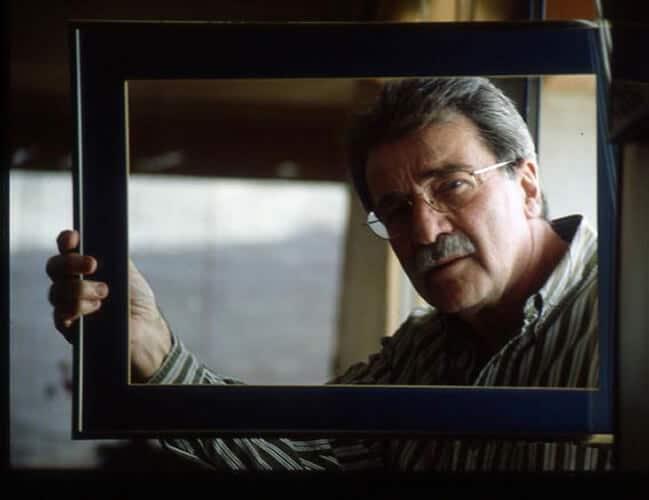 Teodoro Petkoff ve por la ventana de TalCual