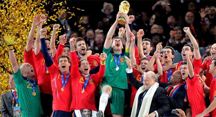 Somos campeones por España