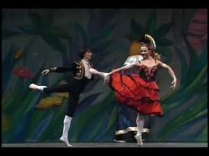 En Moscú se baila danzas de España