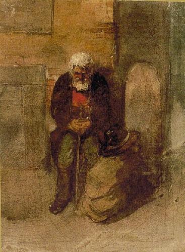 V. Hartmann: El judío pobre