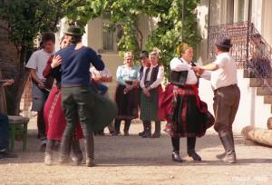 Danza típica de Hungría