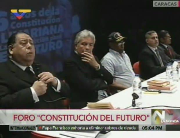 Constitución del futuro