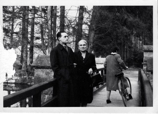 Gustavo y Alicia en Innsbruck