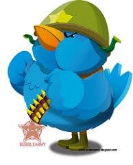El general Twitter