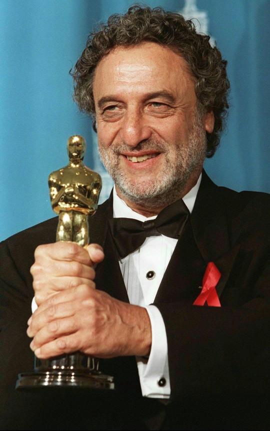 El Oscar a Bacalov