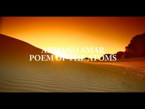 Cada átomo en el viento o el desierto