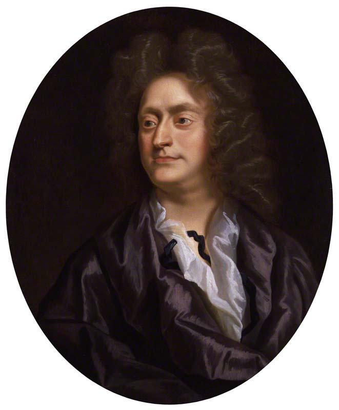 Henry Purcell por John Closterman