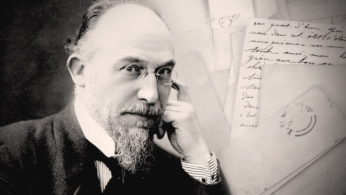Satie, compositor travieso