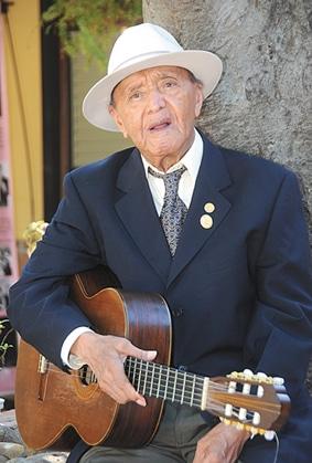 La guitarra de La Candelaria