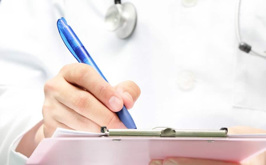 El registro del acto médico