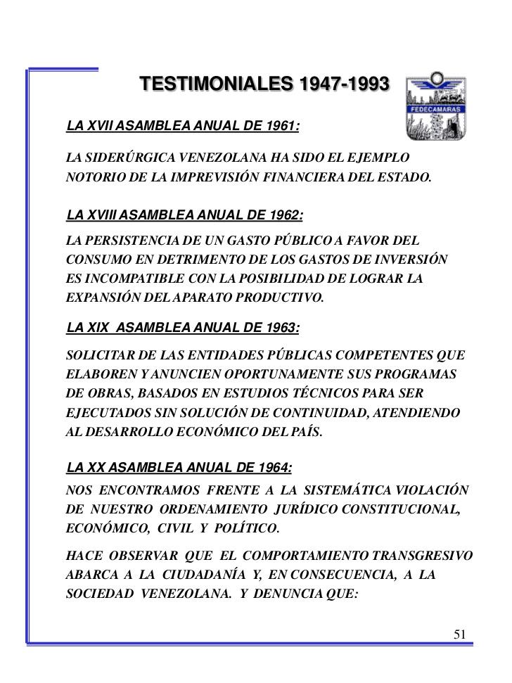 Fedecámaras denunciaba la violación de la Constitución (clic amplía)