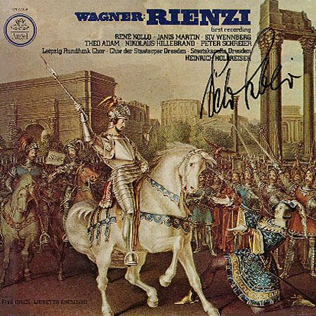 El primer éxito de Ricardo Wagner