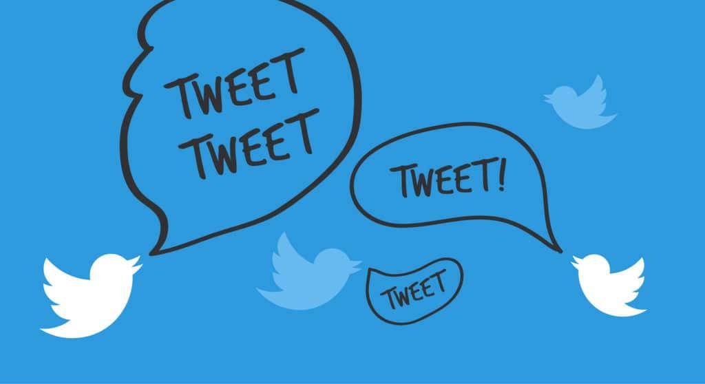 No más de 140 caracteres por tuit